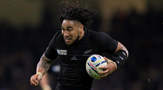 Ma'a Nonu is aiming high after his move to France