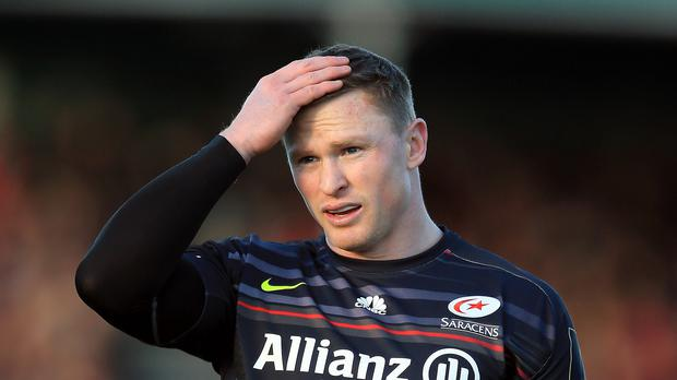 Chris Ashton sent a message to Eddie Jones with his performance against Worcester