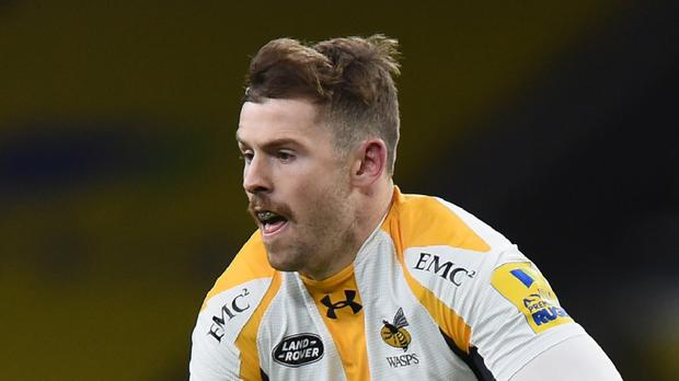 Wasps' Elliot Daly was an impressive performer against London Irish