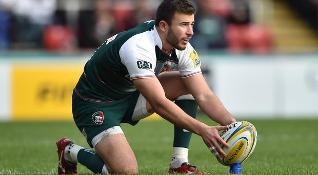 Tommy Bell booted over 11 points for Leicester