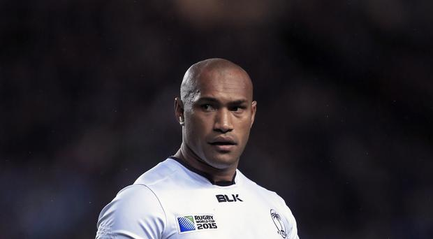 Fiji's Nemani Nadolo will leave Crusaders next year