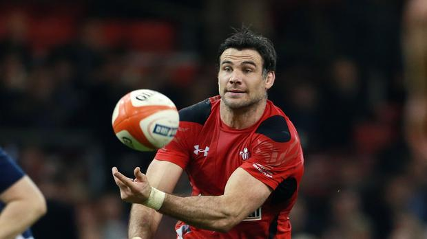 Wales scrum-half Mike Phillips has announced his retirement from international rugby.