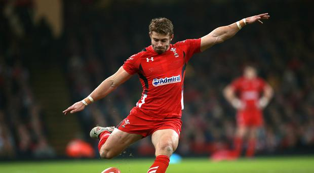 Toulon full-back Leigh Halfpenny is reportedly a target for Wasps