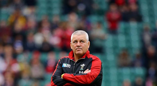 Warren Gatland's Wales side will play all of the top rugby nations in 2016, it has been announced