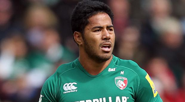 England centre Manu Tuilagi has reportedly agreed a new contract with Leicester