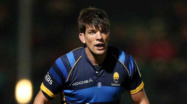 Donncha O'Callaghan was sent off against Leicester