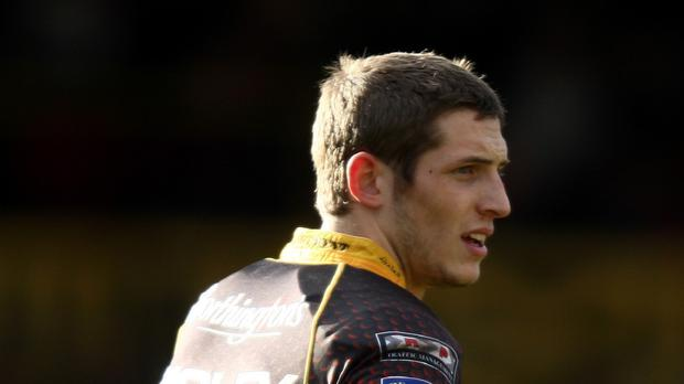 Jason Tovey fired over a penalty for Newport-Gwent Dragons