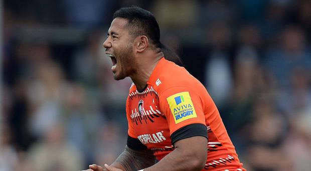 Manu Tuilagi has agreed a new deal at Leicester