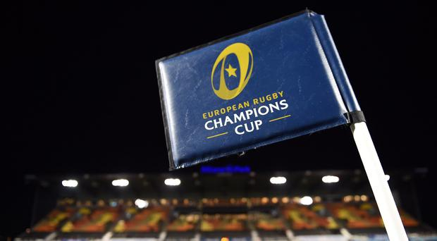 Dates and kick-of times have been announced for matches postponed in round one of this season's European Champions Cup