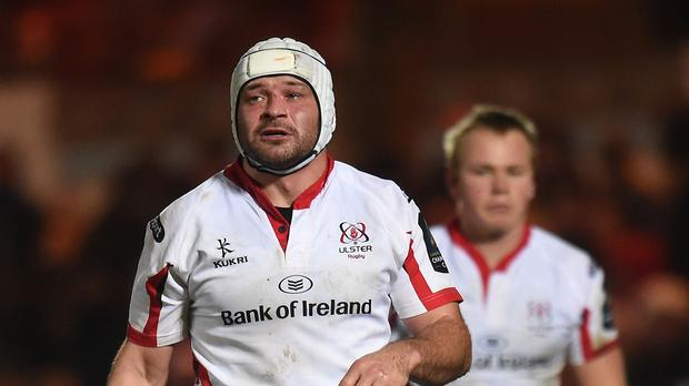 Ireland hooker Rory Best will lead Ulster in Friday's European Champions Cup clash against Toulouse