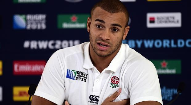 Bath centre Jonathan Joseph is back in action after two third of his pectoral muscle was torn off the bone