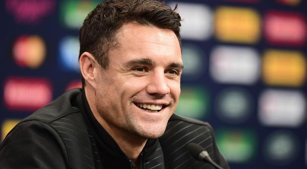 Dan Carter made a bold claim after his Racing 92 debut