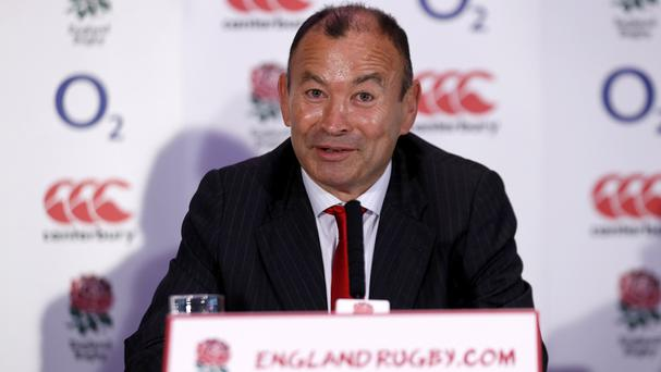 Eddie Jones has made his first big decision as England head coach