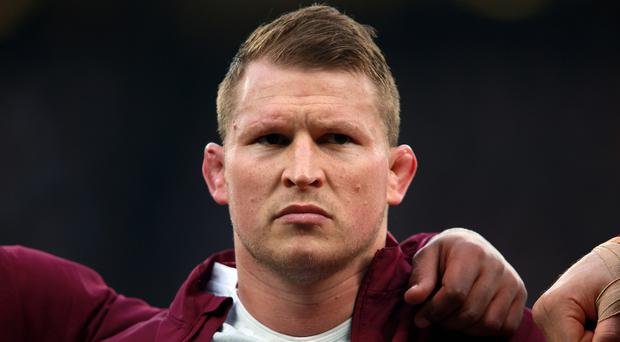 Dylan Hartley could be England's next captain.