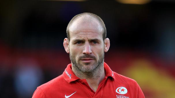 Paul Gustard has agreed to become England's new defence coach