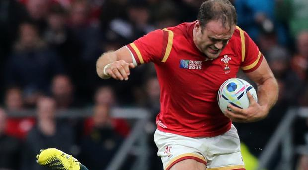 Jamie Roberts is eager to challenge for silverware with new club Harlequins