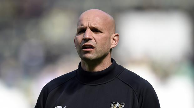 Jim Mallinder is unhappy over RFU's approach to Alex King