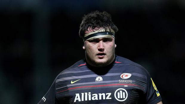 Saracens hooker Jamie George, pictured, believes Paul Gustard can be a success with England.