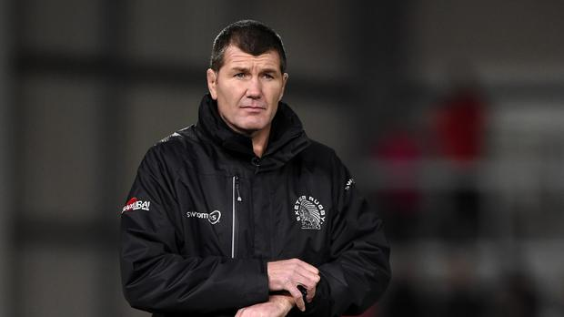 Rob Baxter's Exeter were convincingly beaten in France