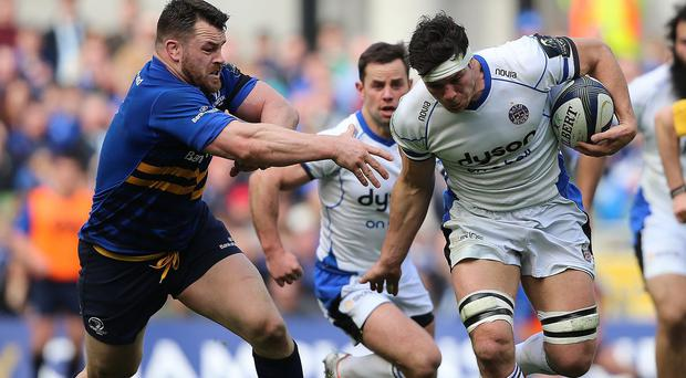 Cian Healy has appealed against a two-week ban