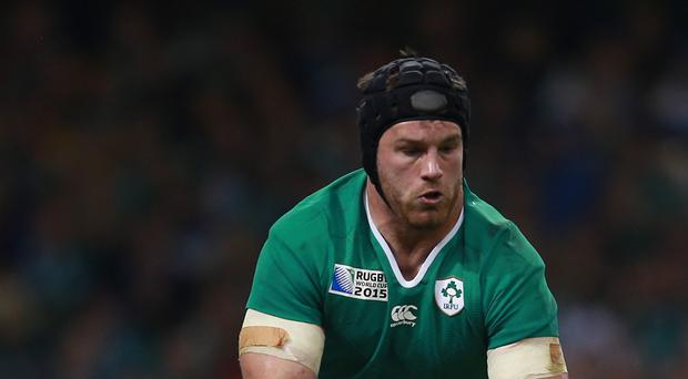 Ireland's Sean O'Brien has committed his future to the IRFU