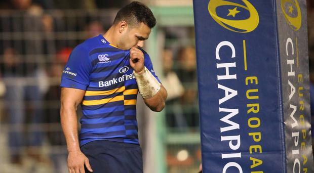Moving on: New Zealand-born Ben Te'o has quit Leinster and is joining Worcester Warriors