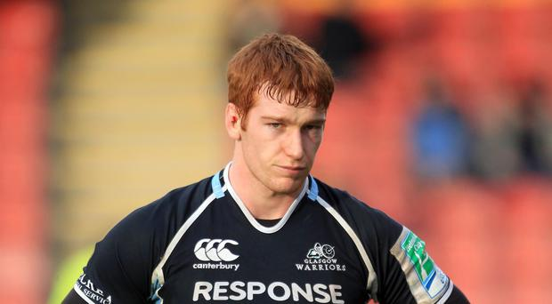 Glasgow's Rob Harley is likely to miss the RBS 6 Nations after injuring his thumb against Scarlets last week