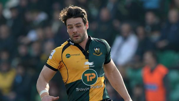 England international Ben Foden has agreed a new contract with Aviva Premiership club Northampton