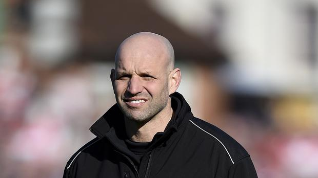 Northampton rugby director Jim Mallinder takes his team to the Madejski Stadium on Saturday for an Aviva Premiership appointment with London Irish