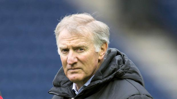 Edinburgh head coach Alan Solomons, pictured, has praised his Glasgow counterpart Gregor Townsend