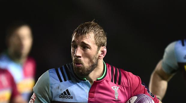 Chris Robshaw believes Harlequins have built a squad to compete with the best in English rugby