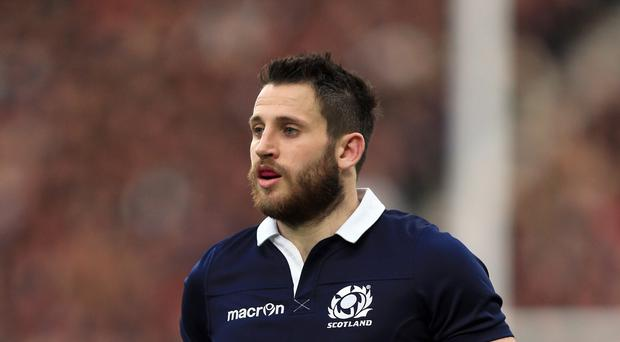 Tommy Seymour insists there will be no old pals' act when Glasgow's Scotland stars take on Edinburgh on Sunday