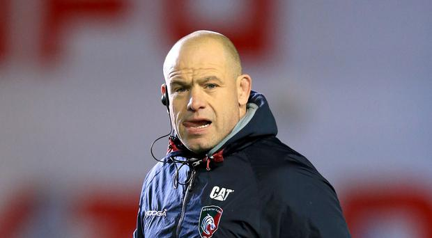 Leicester director of rugby Richard Cockerill saw his side have two tries against Newcastle chalked off