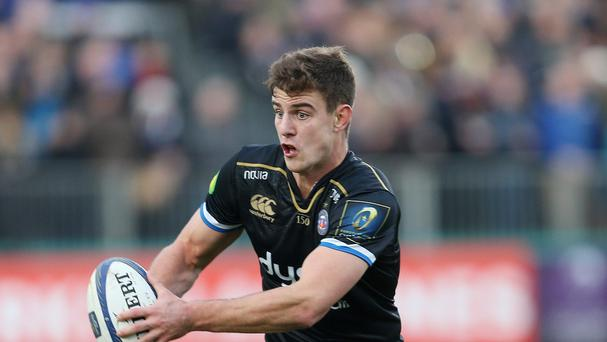 Ollie Devoto was among the tries as Bath beat Worcester
