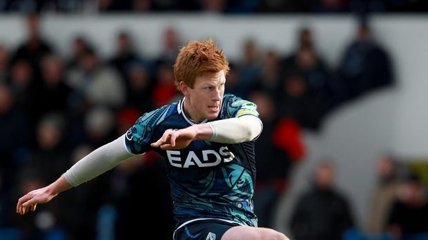 Cardiff Blues fly-half Rhys Patchell kicked a late winning penalty against Newport Gwent Dragons