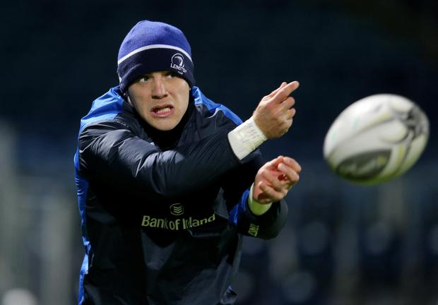 Leaving Leinster: Ian Madigan has agreed a deal with Bordeaux