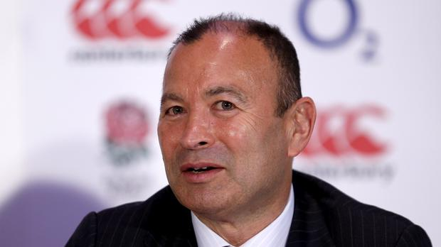 England coach Eddie Jones is assembling his coaching staff