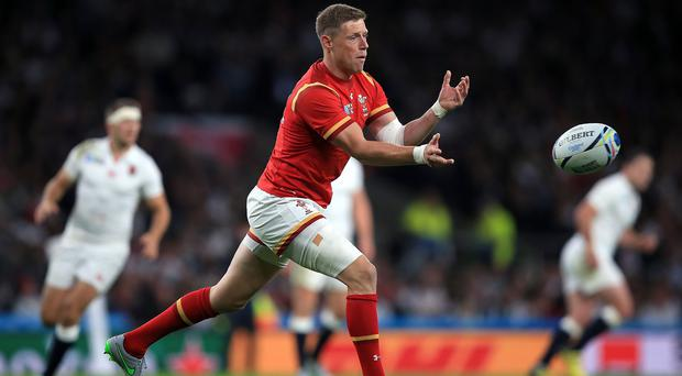Wales' Rhys Priestland has abandoned plans to take time out of international rugby
