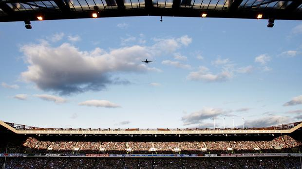 BT Murrayfield will host the second leg of the 1872 Cup