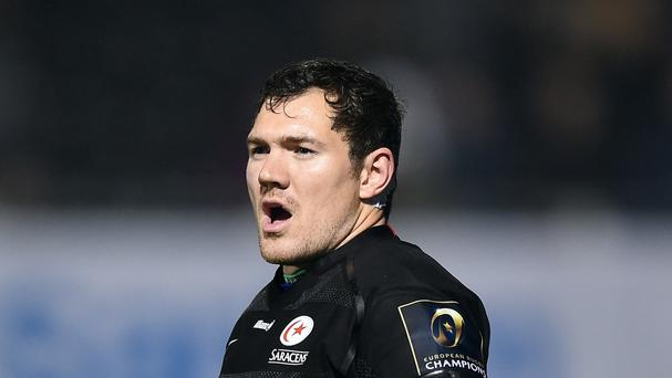 Saracens' Alex Goode has dismissed criticism of the team's style of play