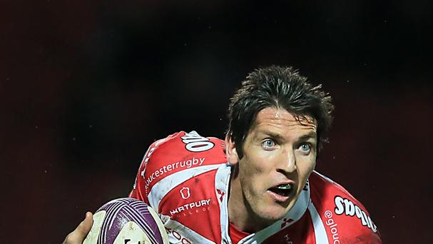 James Hook earned special praise for his performance against London Irish