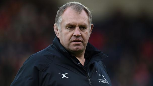 Newcastle director of rugby Dean Richards saluted his side's first Aviva Premiership win of the season