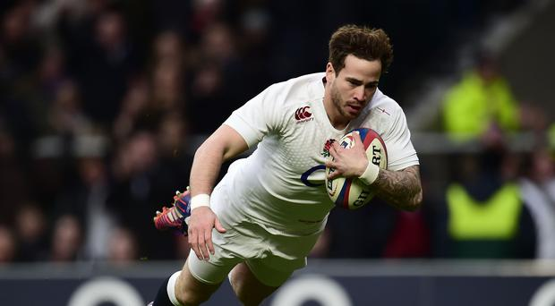 Danny Cipriani is pushing his claims for an England recall