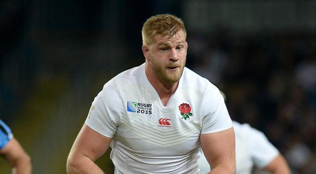 George Kruis is set to start for England against Scotland in the Six Nations next month