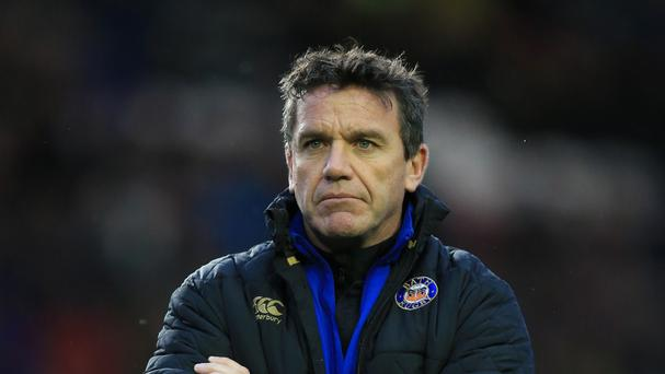 Mike Ford's Bath have had a testing start to the season