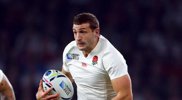 Gloucester and England wing Jonny May will not play again this season after undergoing knee surgery
