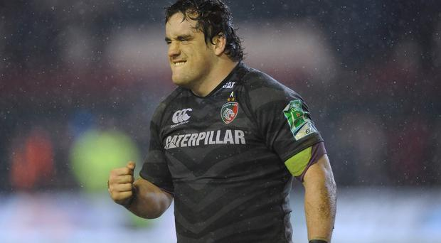 Prop Marcos Ayerza admits Leicester are