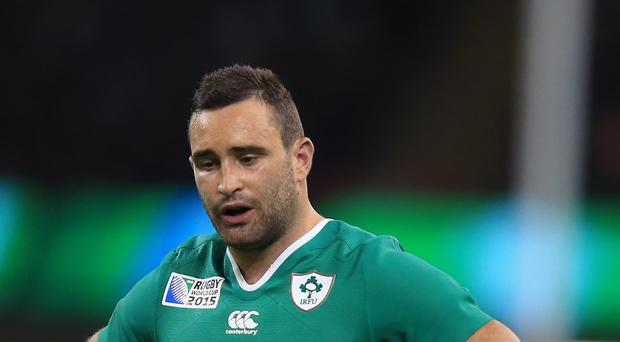 Ireland wing Dave Kearney played a key role for Leinster with two tries
