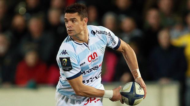 Dan Carter pulled the strings for Racing 92