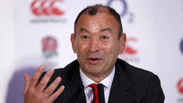 Eddie Jones will name the first elite player squad of his England coaching reign at Twickenham on Wednesday